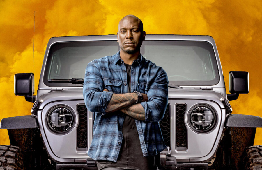 Tyrese for F9