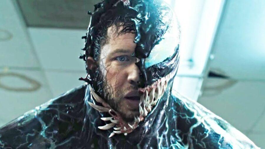 secret wars Venom Tom Hardy