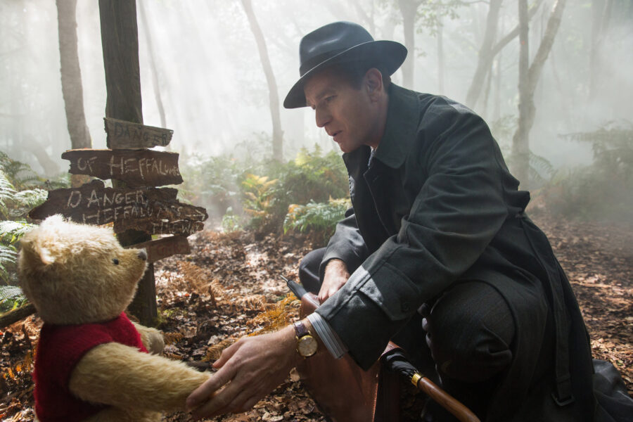Live-Action Winnie the Pooh
