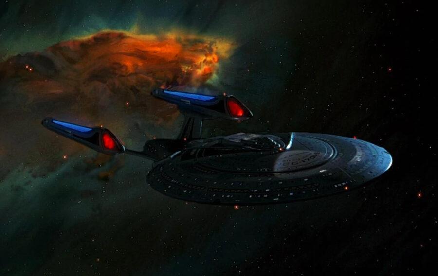 Picard's Enterprise