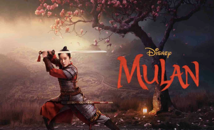 Mulan censored for China