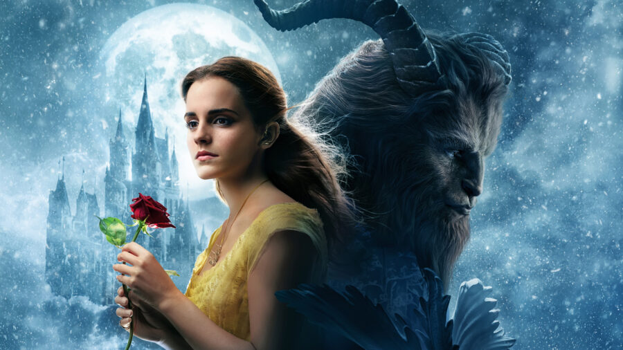 Disney's new Beauty and the Beast