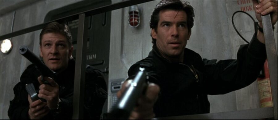 Brosnan's best Bond