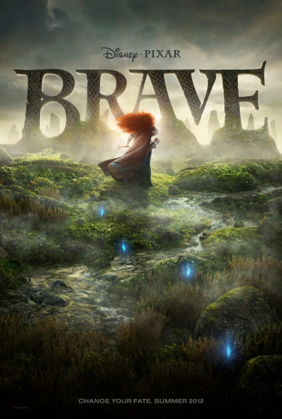 Pixar movie Brave