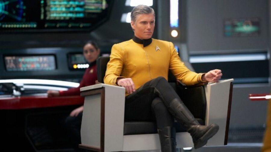 Anson Mount in Star Trek: Strange New Worlds