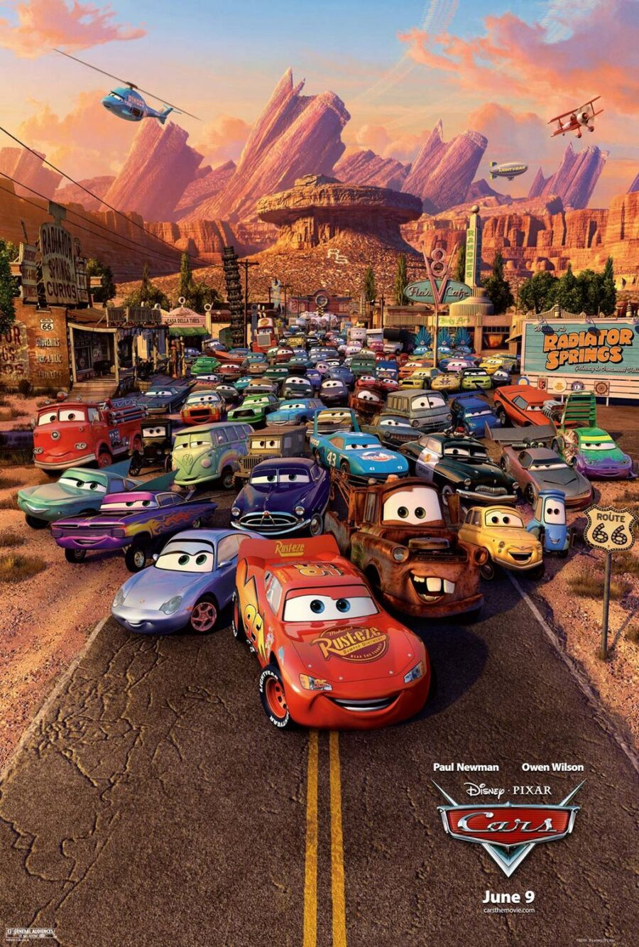 Pixar's worst movies