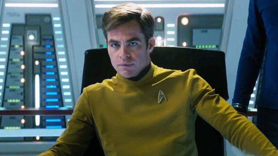 Star Trek 4 captain