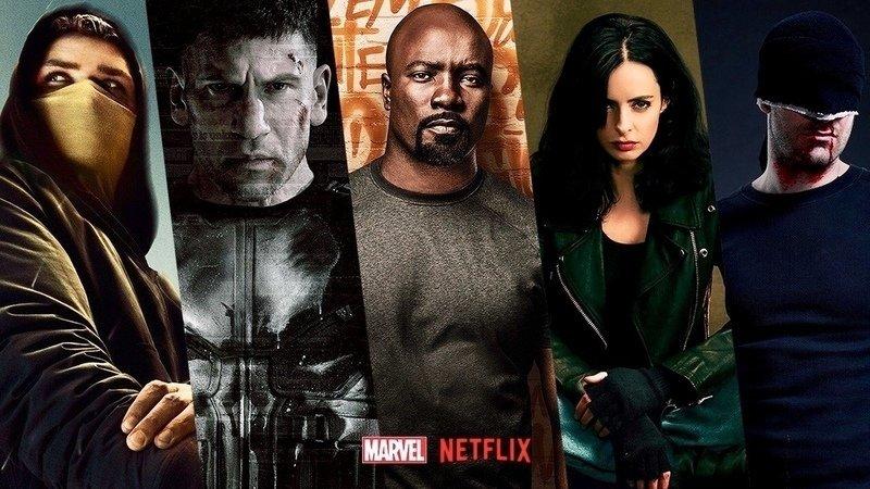 Superheroes return from Netflix