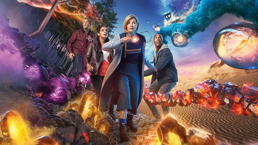 Doctor Who on BBC