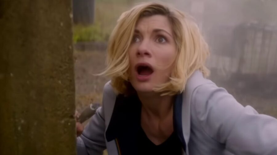 The Doctor as a woman