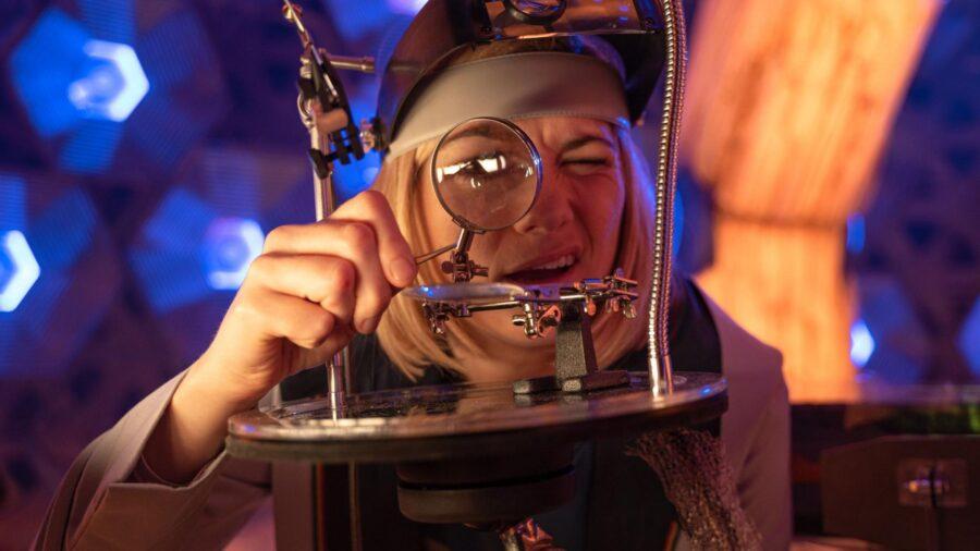 Doctor Who Season 13 premiere