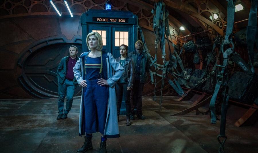 Doctor Who season 13 cast