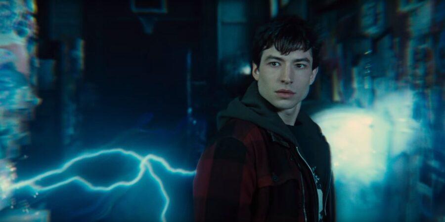 Ezra Miller as Flash