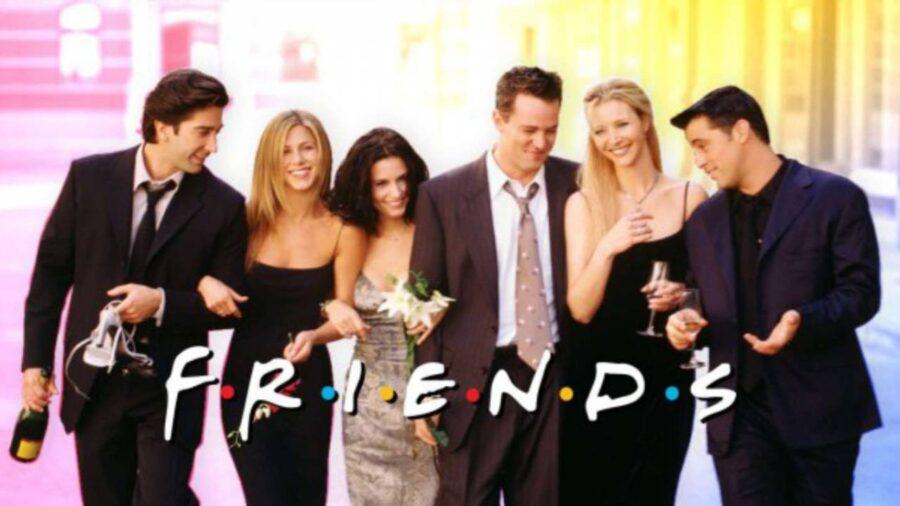 Friends on HBO