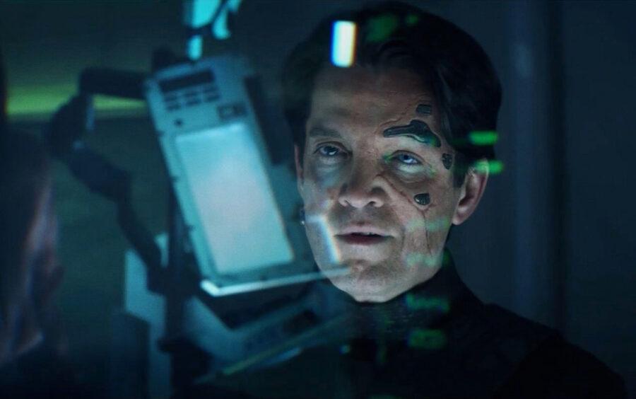 Hugh returns to Star Trek