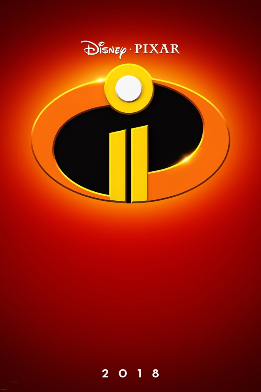 Pixar movie Incredibles 2