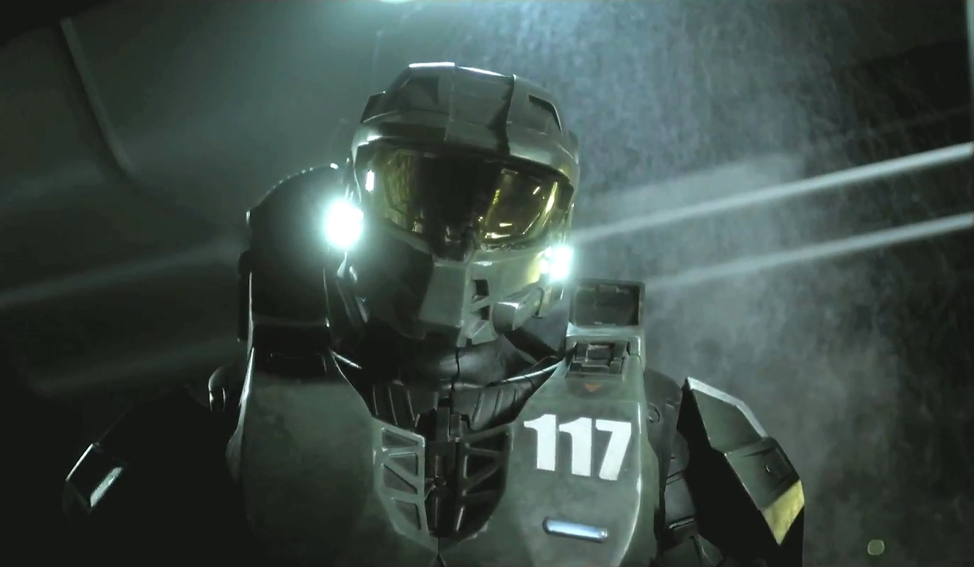 The Halo TV Show: First Look At The Sci-Fi Adaptation