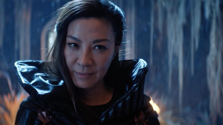 Michelle Yeoh in Star Trek