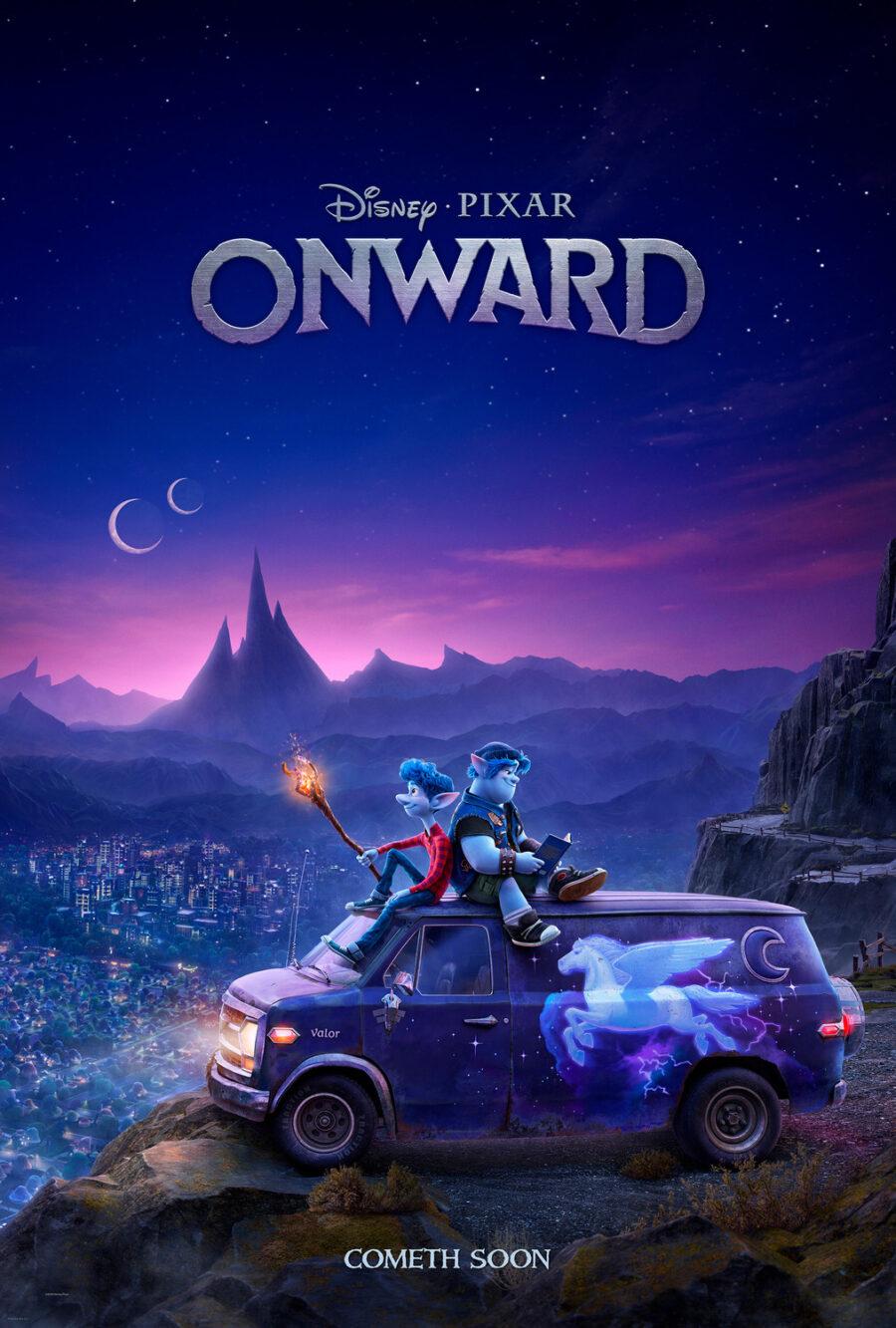 Pixar family movie
