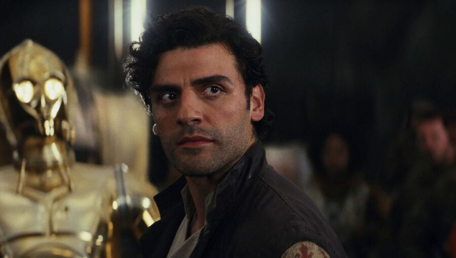 Poe Dameron in Star Wars Next