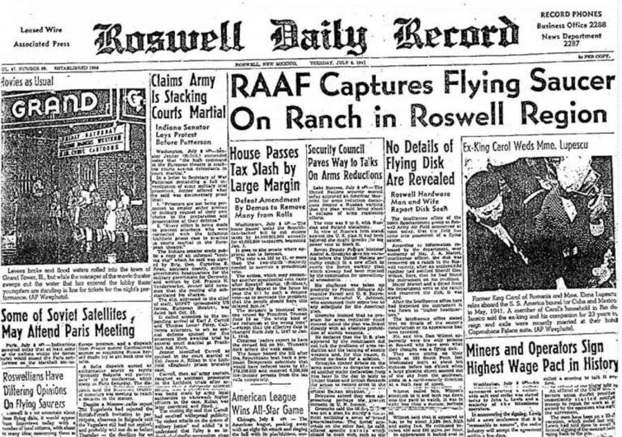 Alien Life: Unidade UFO do Pentágono tornará públicas essas descobertas 7