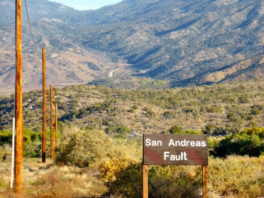 Earthquake Fault