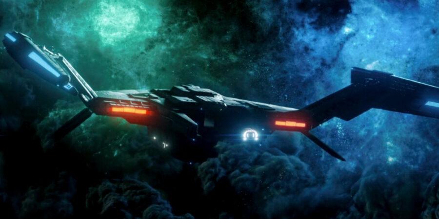 Starfleet ship