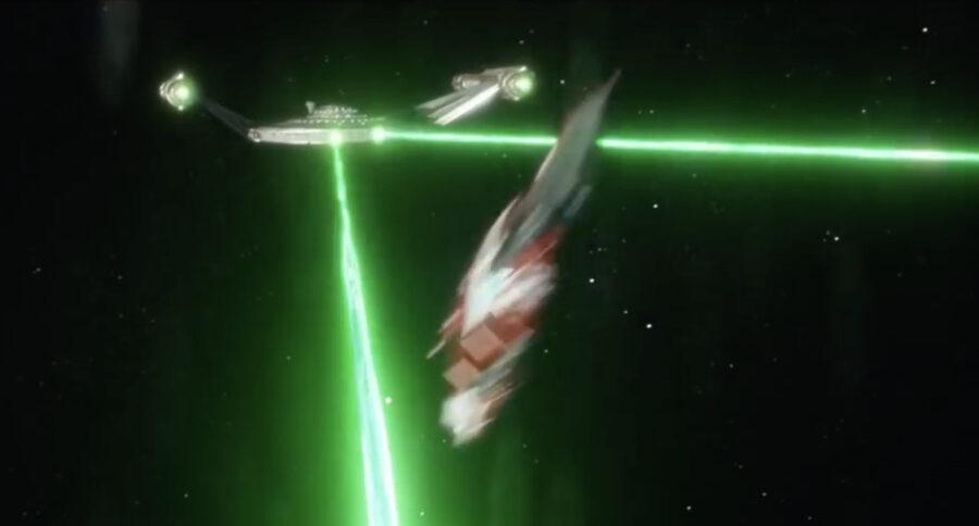 Picard battle