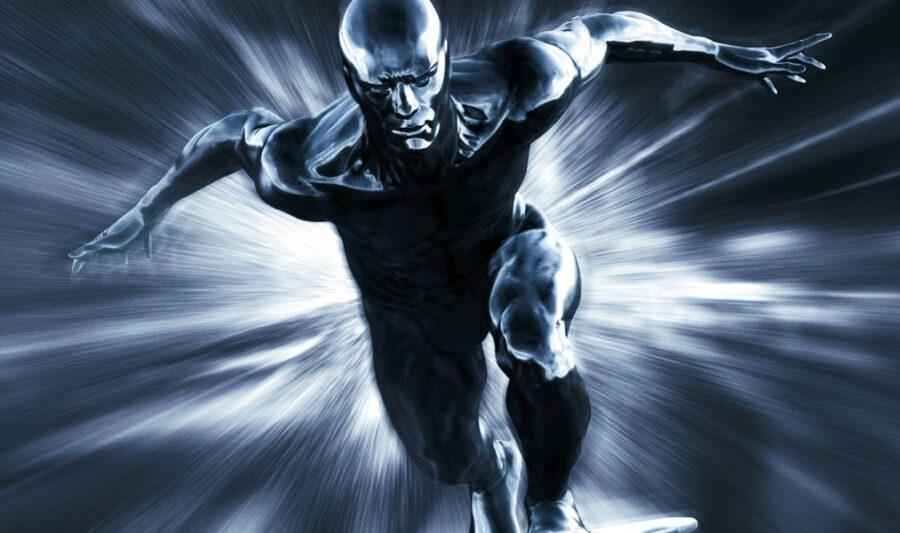 Silver Surfer Marvel
