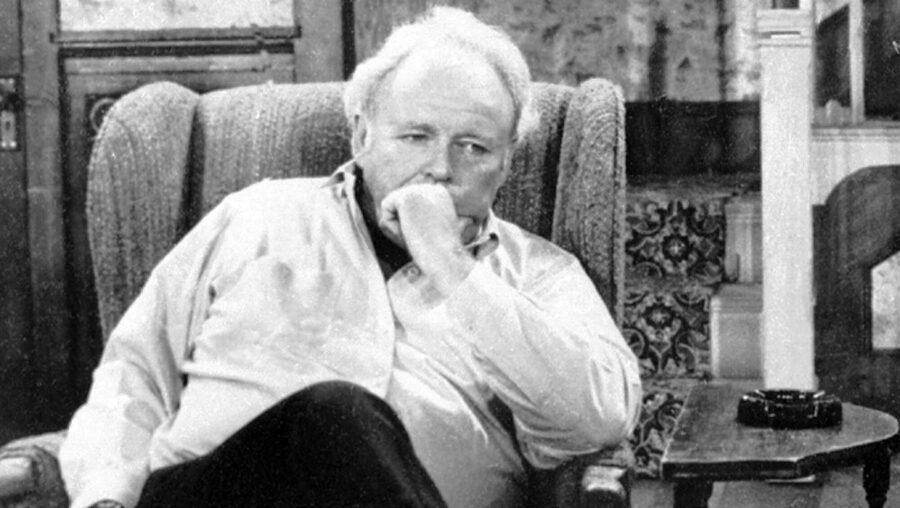 Archie Bunker triggered