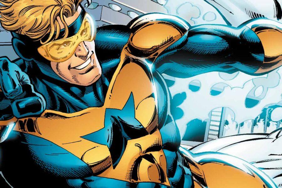 DC Superhero movie