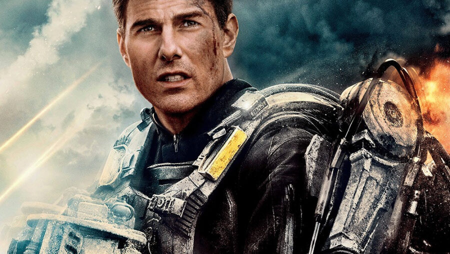 Tom Cruise In Edge of Tomorrow 2