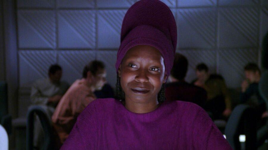 Whoopi for Star Trek: Picard season 2