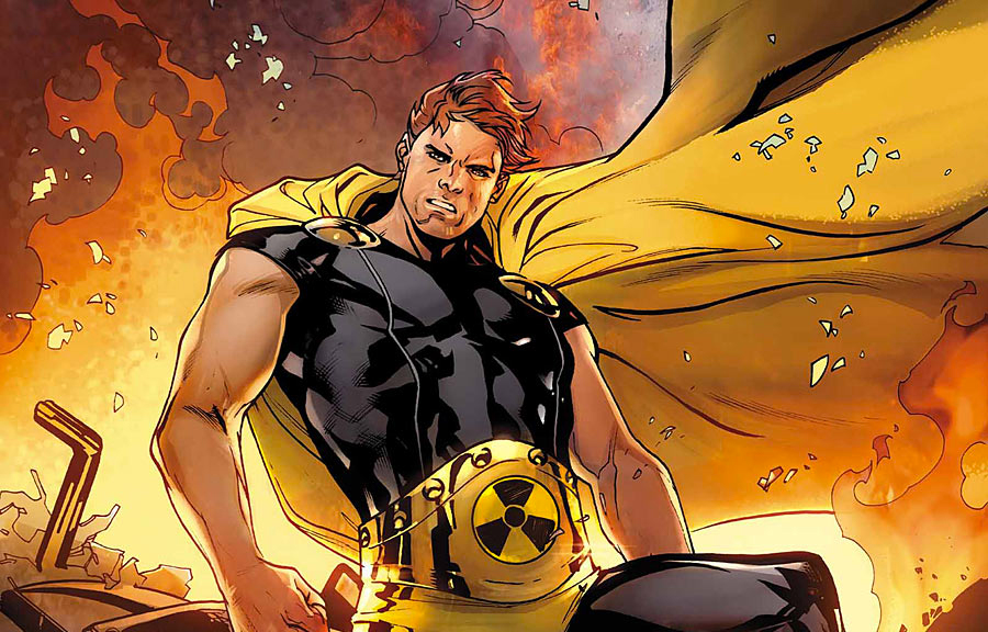 Marvels' superhero movie
