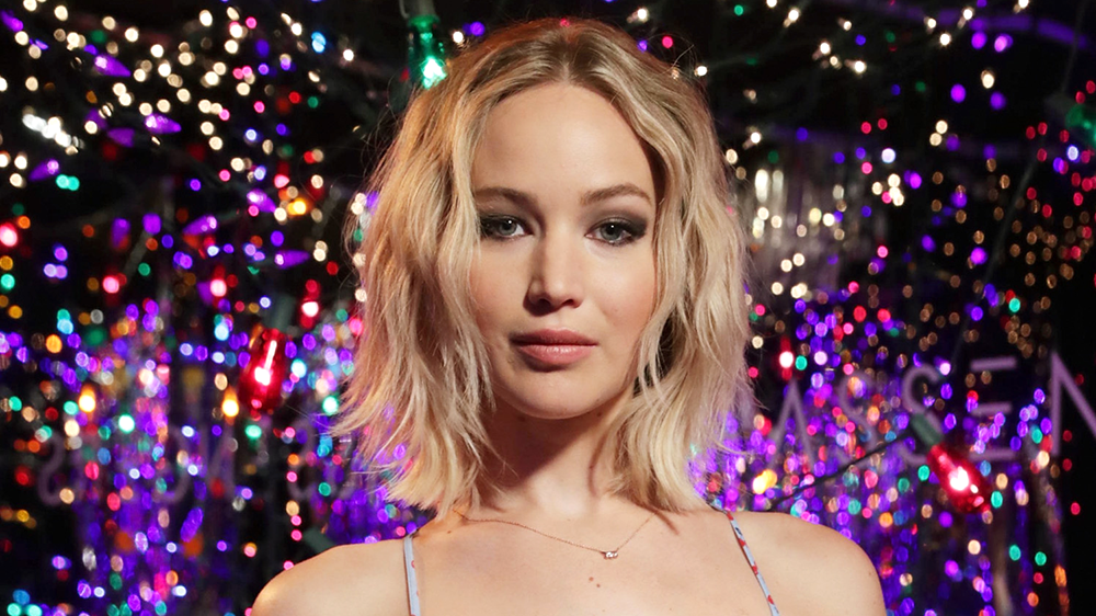 Jennifer Lawrence Thwarts An Intruder Who Invades Her Home