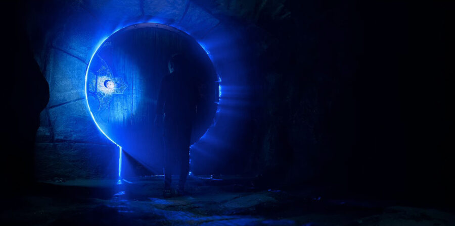 Locke & Key portal