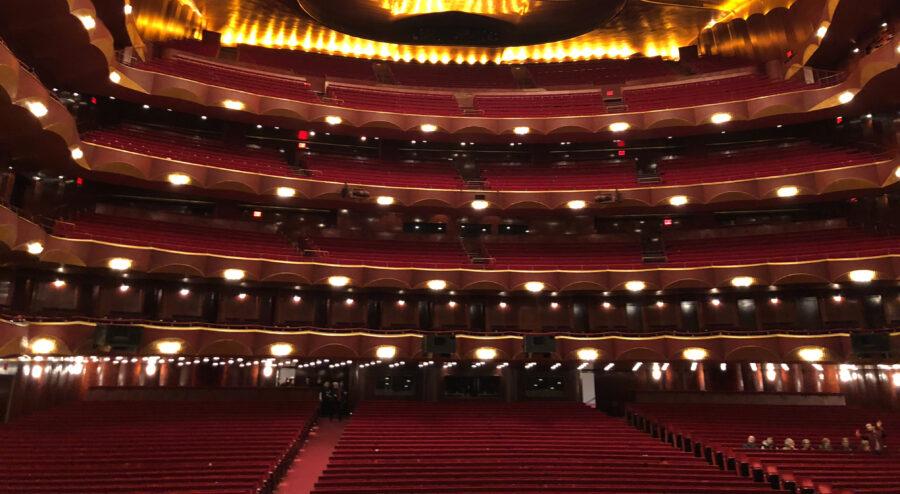 Empty Opera
