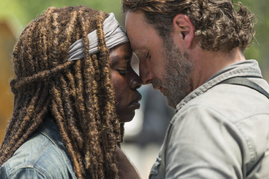 andrew lincoln michonne