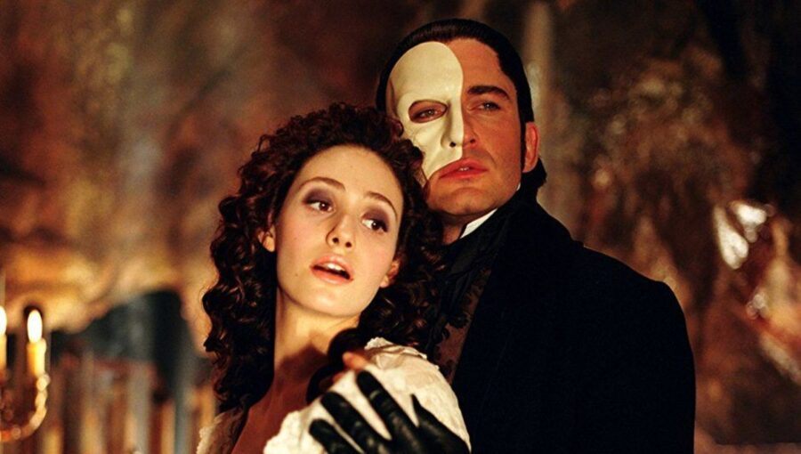 Gerard Butler as phantom