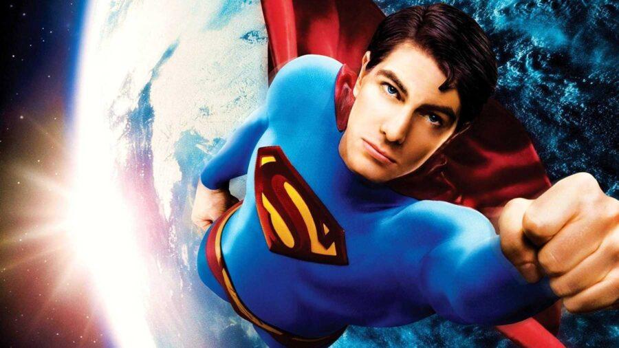 Brandon Routh Clark Kent