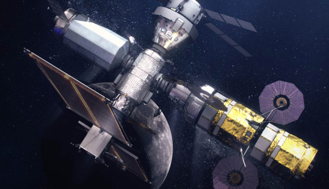 NASA's Plan To Have A Moon Base By 2024