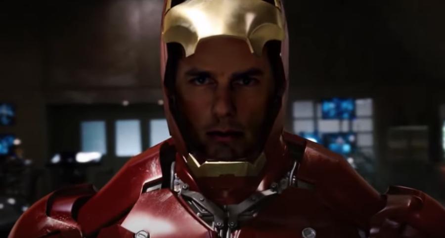 Tom Cruise as Stark