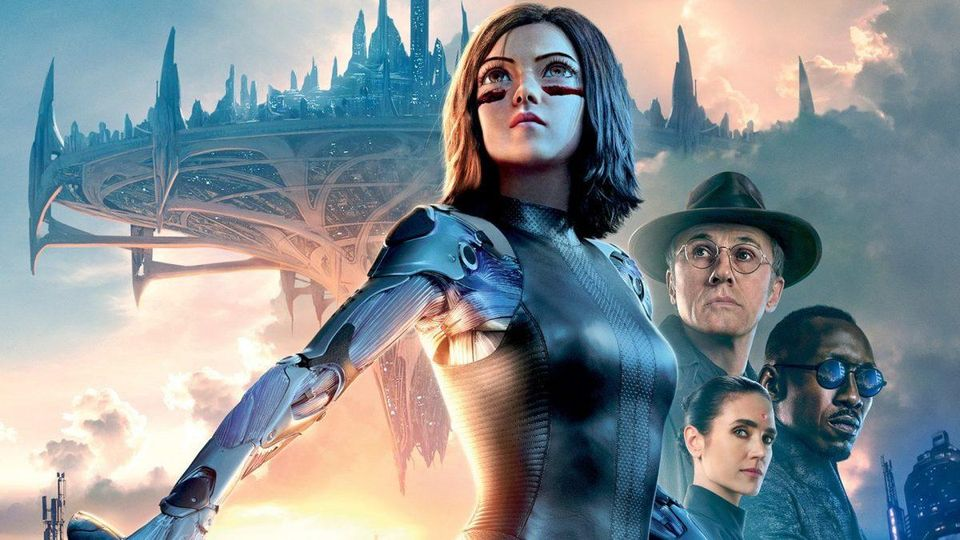 Alita: Battle Angel 2 - cover
