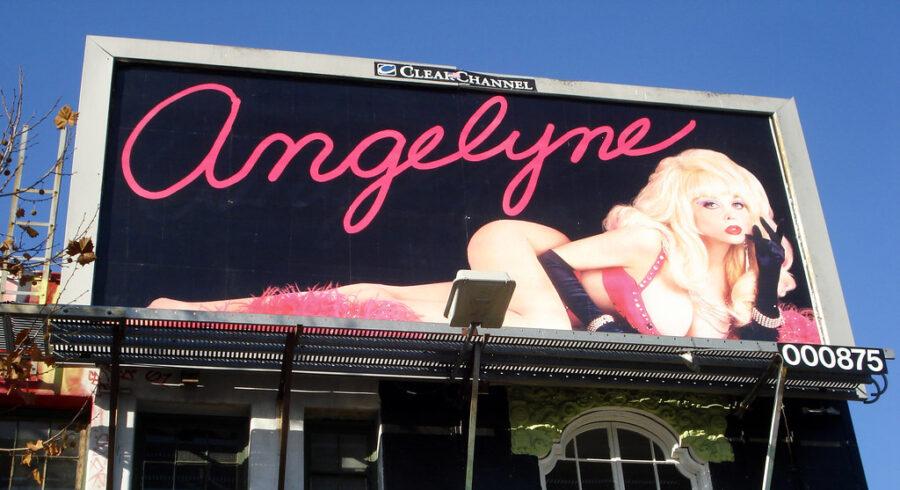 Angelyne series trailer
