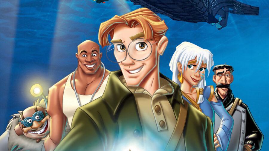 Atlantis family