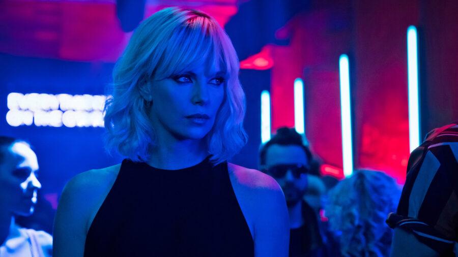 Netflix's atomic blonde