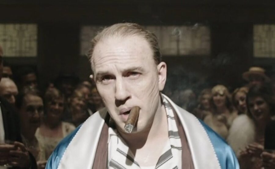 Tom Hardy as Capone