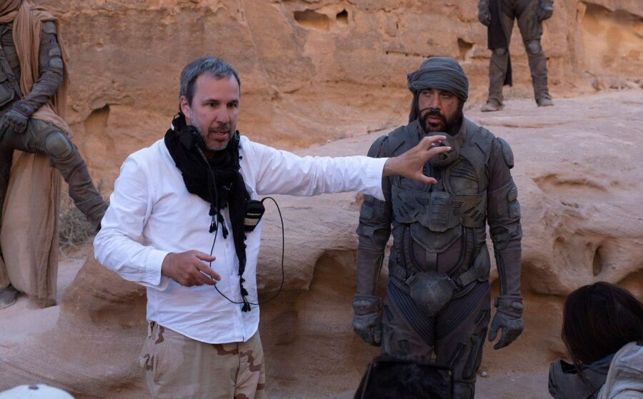 Directing Dune 2020