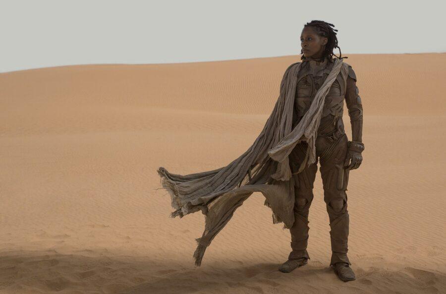 Dune movie liet