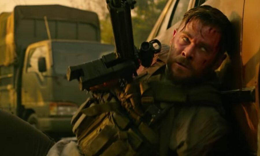 Chris Hemsworth on Netflix